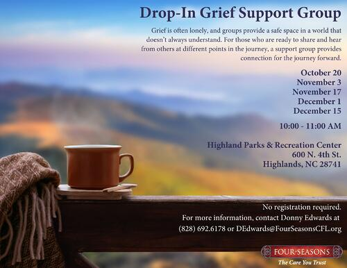 Drop-In Grief Support Group