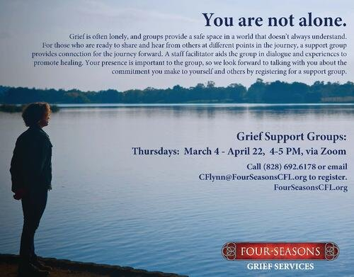 Grief Support Group March April 2021.1