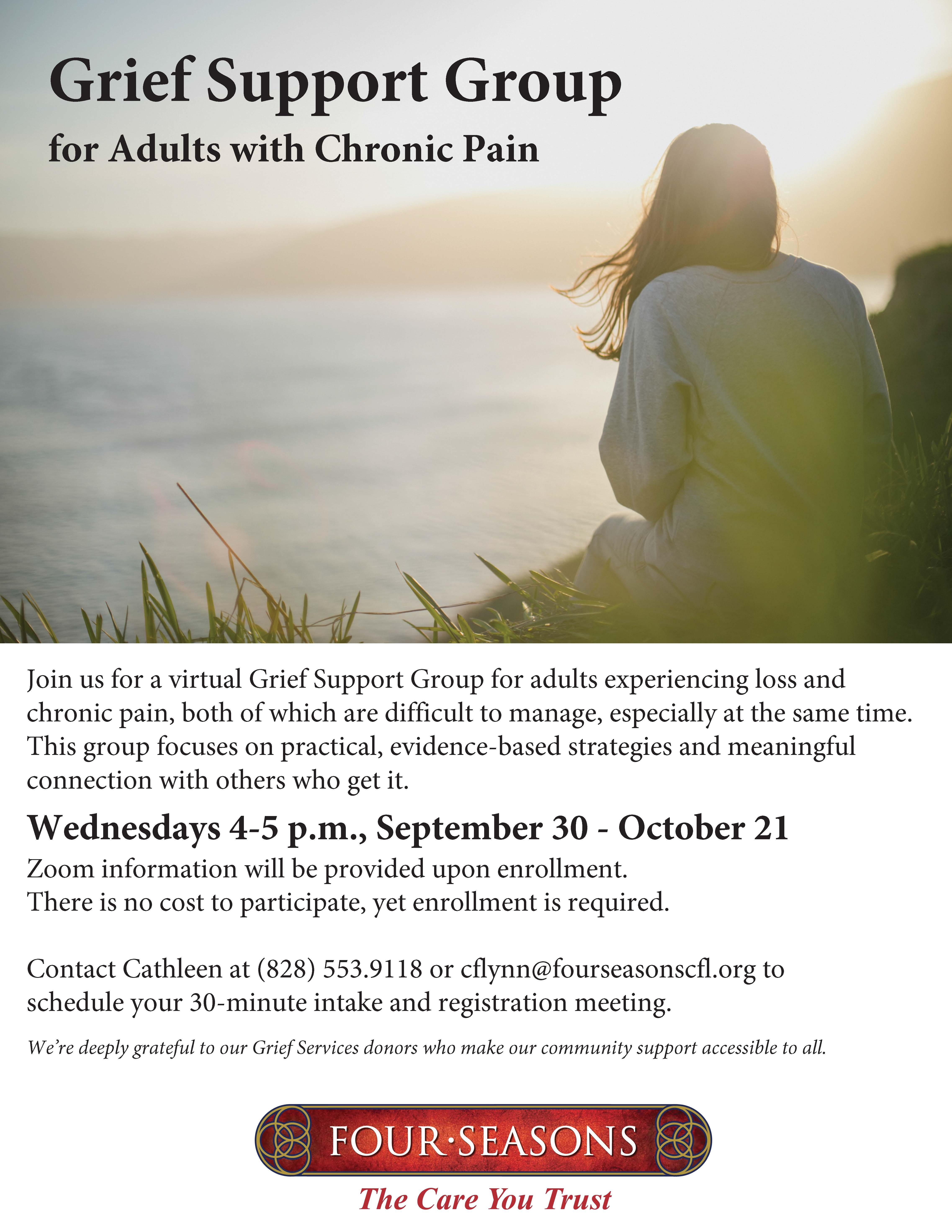 Grief Support Groupfor Adults with Chronic Pain September 30.October 21 2020 flyer.jpg.jpeg