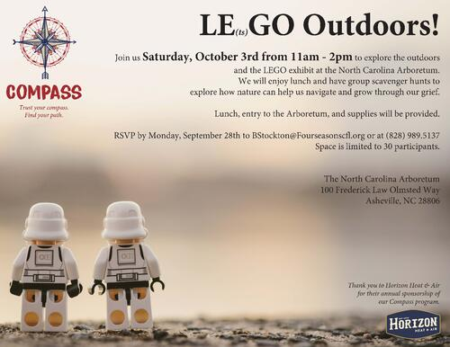 LE(ts)GO Outdoors October 2020