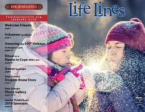 Lifelines Winter 2020 Cover